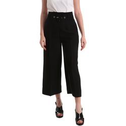 Υφασμάτινα Γυναίκα Παντελόνες / σαλβάρια Gaudi 821FD25001 Μαύρος