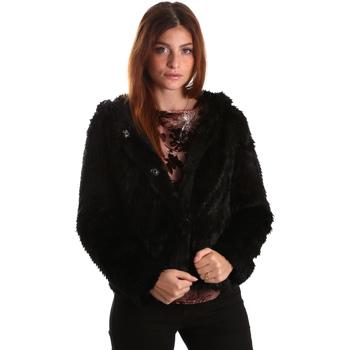 Υφασμάτινα Γυναίκα Μπουφάν Gaudi 821FD39003 Μαύρος