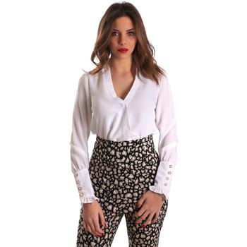Υφασμάτινα Γυναίκα Μπλούζες Gaudi 821FD45014 λευκό