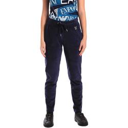 Υφασμάτινα Γυναίκα Φόρμες Ea7 Emporio Armani 6ZTP87 TJN9Z Μπλε