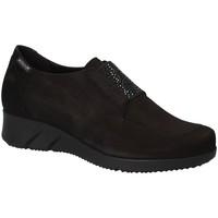 Παπούτσια Γυναίκα Slip on Mephisto P5127915 Μαύρος