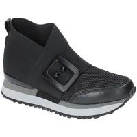 Παπούτσια Γυναίκα Ψηλά Sneakers Apepazza RSD19 Μαύρος