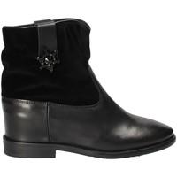 Παπούτσια Γυναίκα Μποτίνια Tommy Hilfiger FW0FW03435 Μαύρος
