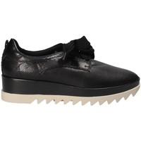 Παπούτσια Γυναίκα Χαμηλά Sneakers Tommy Hilfiger EN0EN00310 Μαύρος
