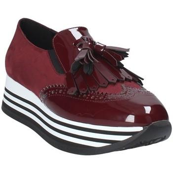 Παπούτσια Γυναίκα Slip on Grace Shoes 2012 το κόκκινο