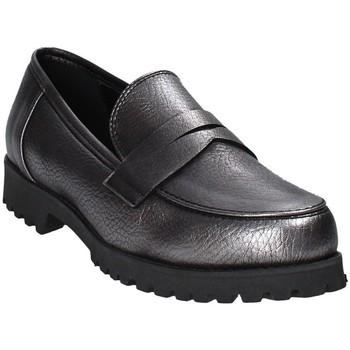 Παπούτσια Γυναίκα Μοκασσίνια Grace Shoes 0215 Γκρί