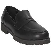 Παπούτσια Γυναίκα Μοκασσίνια Grace Shoes 0215 Μαύρος