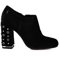 Παπούτσια Γυναίκα Χαμηλές Μπότες Gattinoni PINDL0777W Μαύρος