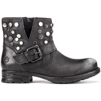 Παπούτσια Γυναίκα Μποτίνια Lumberjack SW53003 001 Q12 Μαύρος