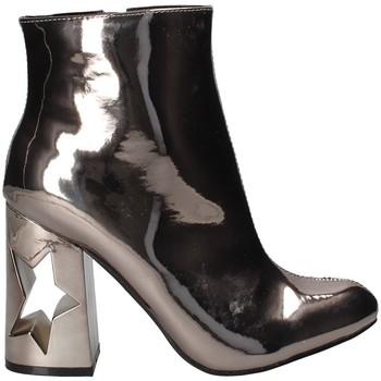 Παπούτσια Γυναίκα Μποτίνια Gold&gold B18 GM31 Γκρί