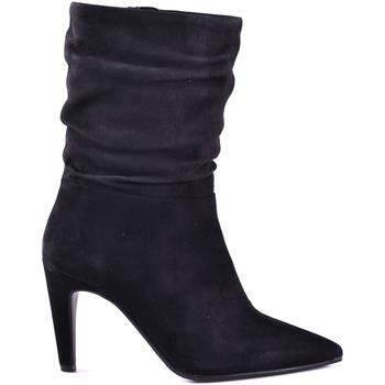 Παπούτσια Γυναίκα Μποτίνια Elvio Zanon I2902X.ELZCAMNERO Μαύρος