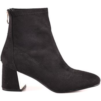 Παπούτσια Γυναίκα Μποτίνια Gold&gold B18 GY07 Μαύρος