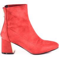 Παπούτσια Γυναίκα Μποτίνια Gold&gold B18 GY07 το κόκκινο