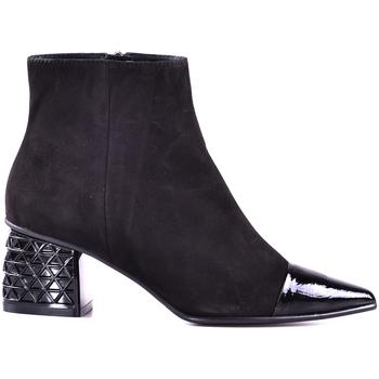 Παπούτσια Γυναίκα Μποτίνια Elvio Zanon I1603X.ELZNKCNENER Μαύρος