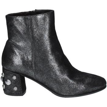 Παπούτσια Γυναίκα Μποτίνια Elvio Zanon I5503G.ELZMPHANTRA Μαύρος