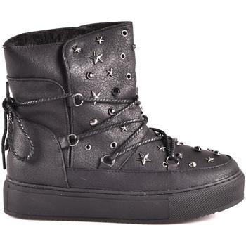 Παπούτσια Γυναίκα Μποτίνια Gold&gold B18 GS23 Μαύρος