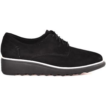 Παπούτσια Γυναίκα Derby Clarks 136362 Μαύρος