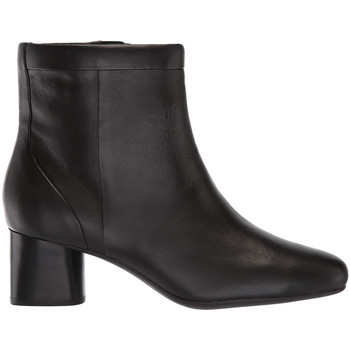 Παπούτσια Γυναίκα Μποτίνια Clarks 136983 Μαύρος
