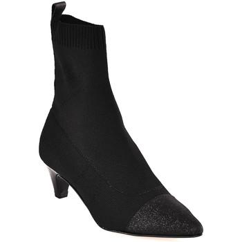 Παπούτσια Γυναίκα Μποτίνια Carmens Padova A42395 Μαύρος