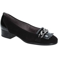 Παπούτσια Γυναίκα Μπαλαρίνες Pitillos 5382 Μαύρος