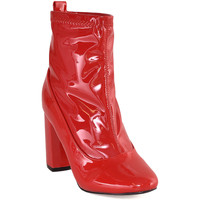 Παπούτσια Γυναίκα Μποτίνια Gold&gold B18 GM29 το κόκκινο