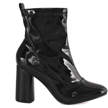Παπούτσια Γυναίκα Μποτίνια Gold&gold B18 GM29 Μαύρος