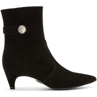 Παπούτσια Γυναίκα Μποτίνια Carmens Padova A42191 Μαύρος