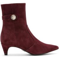 Παπούτσια Γυναίκα Μποτίνια Carmens Padova A42191 το κόκκινο