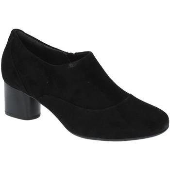 Παπούτσια Γυναίκα Χαμηλές Μπότες Clarks 135453 Μαύρος