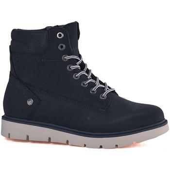 Παπούτσια Γυναίκα Μπότες Wrangler WL182510 Μπλε