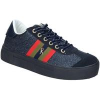 Παπούτσια Γυναίκα Χαμηλά Sneakers Roberta Di Camerino RDC82140 Μπλε