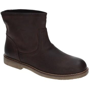 Παπούτσια Γυναίκα Μποτίνια Grace Shoes 1839 καφέ