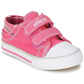 Παπούτσια Κορίτσι Χαμηλά Sneakers Chicco CIAO ροζ