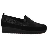 Παπούτσια Γυναίκα Μοκασσίνια Grunland SC3980 Μαύρος