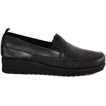 Παπούτσια Γυναίκα Μοκασσίνια Grunland SC3985 Μαύρος