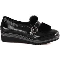 Παπούτσια Γυναίκα Μοκασσίνια Grunland SC3148 Μαύρος