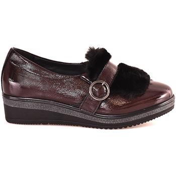 Παπούτσια Γυναίκα Μοκασσίνια Grunland SC3148 το κόκκινο
