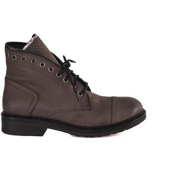 Παπούτσια Γυναίκα Μπότες Mally 5037 καφέ