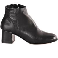 Παπούτσια Γυναίκα Μποτίνια Mally 6357 Μαύρος