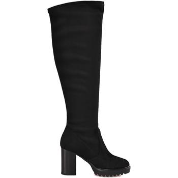 Παπούτσια Γυναίκα Μπότες για την πόλη Mally 6389 Μαύρος