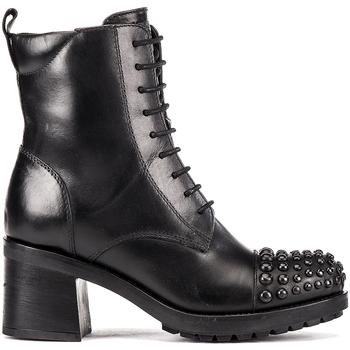 Παπούτσια Γυναίκα Μποτίνια Lumberjack SW49501 001 Q12 Μαύρος