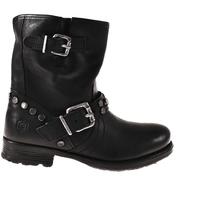 Παπούτσια Γυναίκα Μποτίνια Lumberjack SW53001 002 Q12 Μαύρος