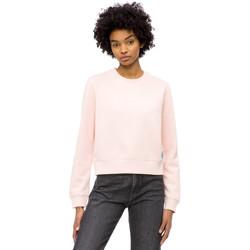 Υφασμάτινα Γυναίκα Φούτερ Calvin Klein Jeans J20J208562 Ροζ