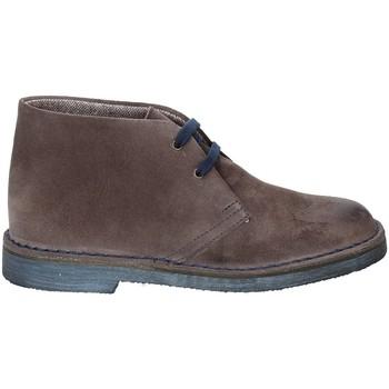 Παπούτσια Γυναίκα Μπότες Rogers 1102D καφέ