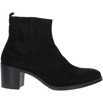Παπούτσια Γυναίκα Μποτίνια Marco Ferretti 172412MF Μαύρος
