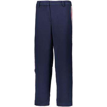 Υφασμάτινα Γυναίκα Παντελόνια Chino/Carrot Tommy Hilfiger DW0DW05315 Μπλε