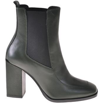 Παπούτσια Γυναίκα Μποτίνια Elvio Zanon I0906X Πράσινος