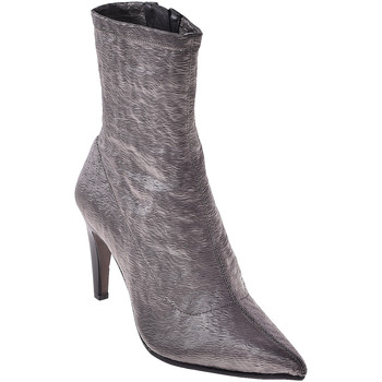 Παπούτσια Γυναίκα Μποτίνια Elvio Zanon I2906X Γκρί