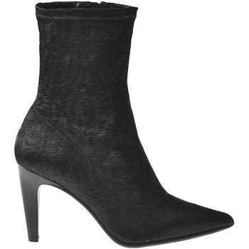 Παπούτσια Γυναίκα Μποτίνια Elvio Zanon I2906X Μαύρος