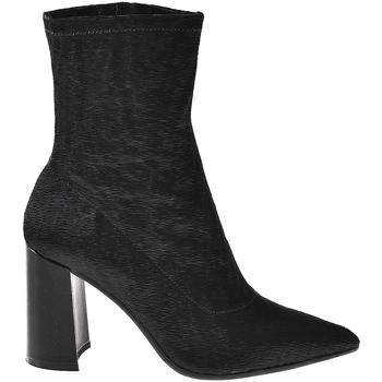 Παπούτσια Γυναίκα Μποτίνια Elvio Zanon I3104X Μαύρος